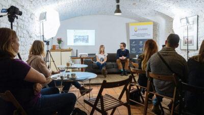 Kafe a marketing s Petrou Dolejšovou